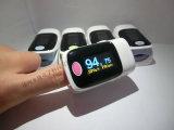 A melhor ponta do dedo Pulse Oximeter com Ce