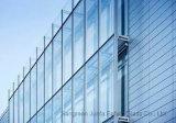 Baixo-e ou ouvir o vidro reflexivo para a parede de cortina