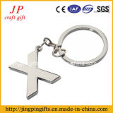 2016promotional Items Custom Shape Logo Metal Key Chain mit Ring