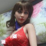 Belle jolie poupée modèle asiatique de sexe de face (165cm)