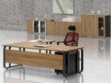 Los últimos diseños de mesa de oficina de madera, Muebles de mesa de escritorio ejecutivo (SZ-ODB317)
