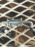 Горяч-Окунутый тандемный Axle наклоняя материал стали трейлера