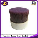 Filament bouilli pur de balai de couleur mélangé par brin de 20% PBT Fuxia