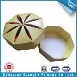 Fantastische vorzügliche Schmucksache-Papier-Geschenk-Kasten-vorzügliche Schmucksachen (GJ-Box133)