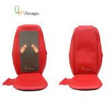 Coxim de assento traseiro da massagem do Massager 3D Shiatsu do corpo