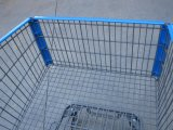 American Style Supermarkte Shopping Handle Trolley Handcart