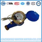 Multi тип счетчик воды двигателя сухой с передачей ИМПа ульс