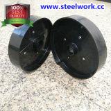 Rueda volante plástica de nylon para las piezas de la puerta del obturador/de la puerta del rodillo/de la puerta del garage