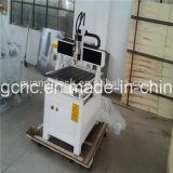 Máquina profissional do router do CNC da gravura do metal da fonte da fábrica (GX-6090)