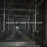 乾燥オーブンが付いている静電気の粉のコーティングの生産ライン