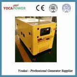 produzione di energia di generazione diesel raffreddata aria silenziosa del generatore elettrico di potere 20kVA