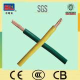 1.5sqmm escolhem o fio de enterramento H07V-U do edifício H07V-R