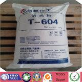 Poudre Sio2 T-604 blanche d'agent de nattes