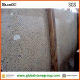 Vraie Mme normale Granite du Brésil Giallo Sf pour des partie supérieure du comptoir/tuiles