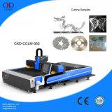 De hete CNC van de Verkoop Scherpe Machine van de Laser van de Vezel voor Metaal 1000W