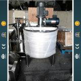 machine de fabrication détergente de l'acier inoxydable 2500L