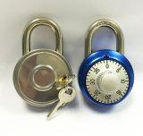 Padlock комбинации шкалы круглой формы с ключом (1602S)
