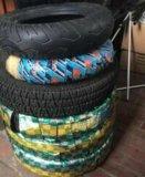 자동차 3 짐수레꾼 기관자전차 타이어 5.00-12