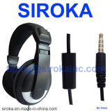 Android Mobile를 위한 높은 Quality Super Bass Wired Stereo Headphone