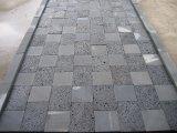 Basalto gris/oscuro, Hainan gris/negro, azulejo de piedra, piedra natural, azulejo, losa, piedra, piedra del bordillo, pavimentadora, basalto