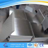 Mattonelle 1210*605*8mm del soffitto del gesso delle 2016 nuove di disegno del PVC del gesso del soffitto mattonelle/vinile