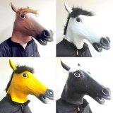 Vario tipo máscaras no tóxicas del animal del látex de Víspera de Todos los Santos Costum