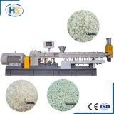 Glasfaser-heißer Ausschnitt-Plastikstrangpresßling PET Granulation-Zeile Gerät