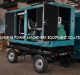 Gerador móvel do gás natural de central eléctrica do fabricante de China