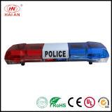Barre imperméable à l'eau de voyant d'alarme de Lightbar DEL de véhicule de fourgon cellulaire 48 de pouce de la police Lightbar/12V de police de Lightbar