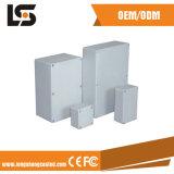 Boîte à outils et compartiment en aluminium de pièce en métal de formulaire de laser