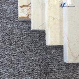 Подгонянная естественная белая бежевая мраморный плитка