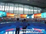 Indicatore luminoso di Ultral & visualizzazione di LED fissa dell'interno sottile dell'installazione di P4 P5 P6 P10