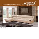 Alto sofà del cuoio genuino di Qualitysectional