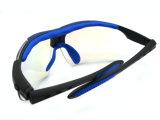 Entwerfer-Form, die schützende Sport-Sonnenbrillen für Männer fischt