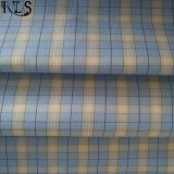 Tela teñida hilado tejida del popelín de algodón para las camisas/alineada Rls40-35po de Gaements