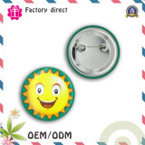 Insigne de Pin en métal de DIY avec le prix usine