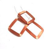 無線料金のコイルのカードのコイルの銅のコイル誘導器空気コアコイル