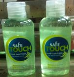 60ml 75ml Antibacterial Hand Washing Gel Without Water