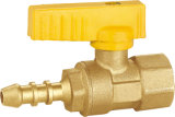 Ball de bronze Valve BV-1490 com Aluminium Handle