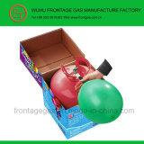 Hélio de Pakket do jogo de Folie Ballonnen para o festival