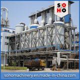 Evaporatore con pellicola discendente della MVR per il cloruro di sodio