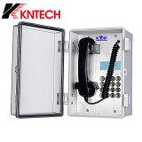 Téléphone public de Kntech du téléphone de degré de sécurité de téléphone d'Emeregency (KNSP-22)