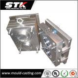 Modelagem por injeção plástica para as peças plásticas