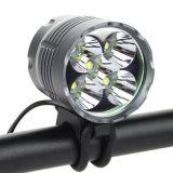 5クリー族のXml T6の自転車のヘッドライト7000lm最大防水LEDのバイクの前部ライト