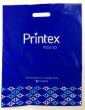 슈퍼마켓 Shoppong에 사용되는 다채로운 t-셔츠 비닐 봉투