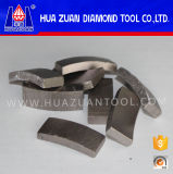 Прямое Diamond Segment для Granite Marblce Concrete