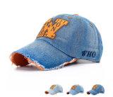 Хлопок весны шлемов Snapback бейсбольной кепки покрывает крышку лета