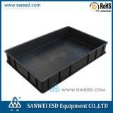 caixa antiestática condutora da caixa antiestática condutora do ESD da bandeja da bandeja do ESD da bandeja 3W-9805113
