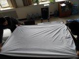 防水マットレスの反ダニの柔らかいベッドカバー