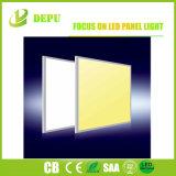 Luz del panel ahuecada LED ajustable ultrafina de la luz del panel de 600X600 Dimmable y del CCT para el propósito comercial